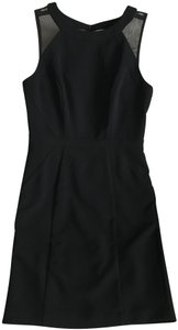White House | Black Market Classic Evening Party Machine Washable Sheath Dress