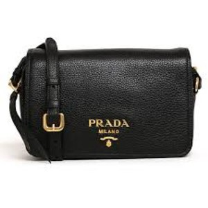 Prada Camera Shoulder Messenger Flop Cross Body Bag