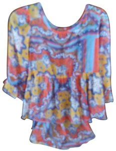 ivy jane Top Multi colored