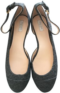 Cole Haan New Dixie Ballet Gray Flats