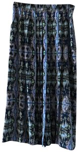 Tibi Skirt navy, blue, purple, green, etc.