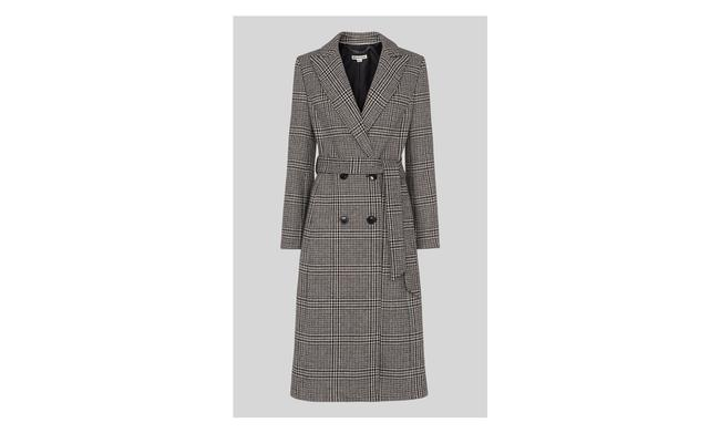Whistles Trench Coat Image 2
