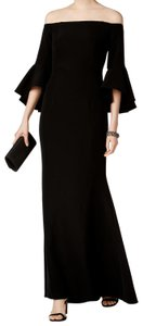 Vince Camuto Gown Full Length Off The Shoulder Dress
