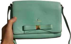 Kate Spade #leather #purse #tiffany Blue Satchel in Turquoise