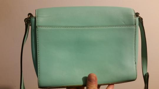 Kate Spade #leather #purse #tiffany Blue Satchel in Turquoise Image 1