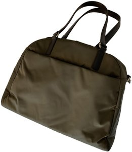 Lo & Sons Laptop Gym Overnight Army Green Travel Bag