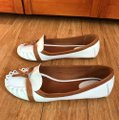 Kate Spade white with tan detail Flats Image 8