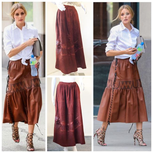 Preload https://img-static.tradesy.com/item/24296380/brown-get-the-look-vintage-suede-leather-w-pockets-skirt-size-2-xs-26-0-0-650-650.jpg