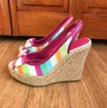 Coach watercolor Wedges Image 7