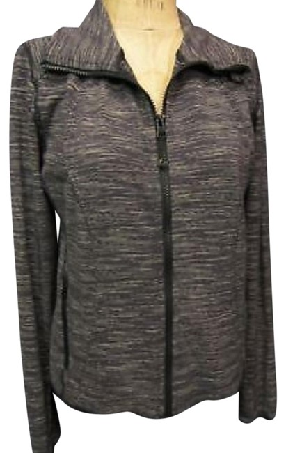 Item - Heather Gray Daily Yoga Activewear Outerwear Size 8 (M)