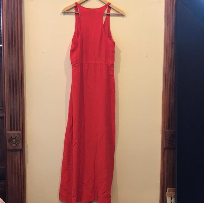 red/orange Maxi Dress by Barneys Co-Op Image 1