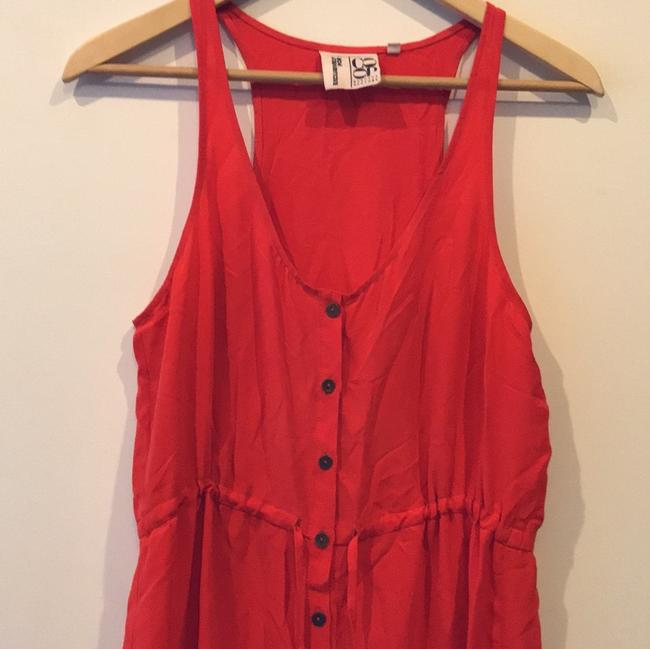 red/orange Maxi Dress by Barneys Co-Op Image 2