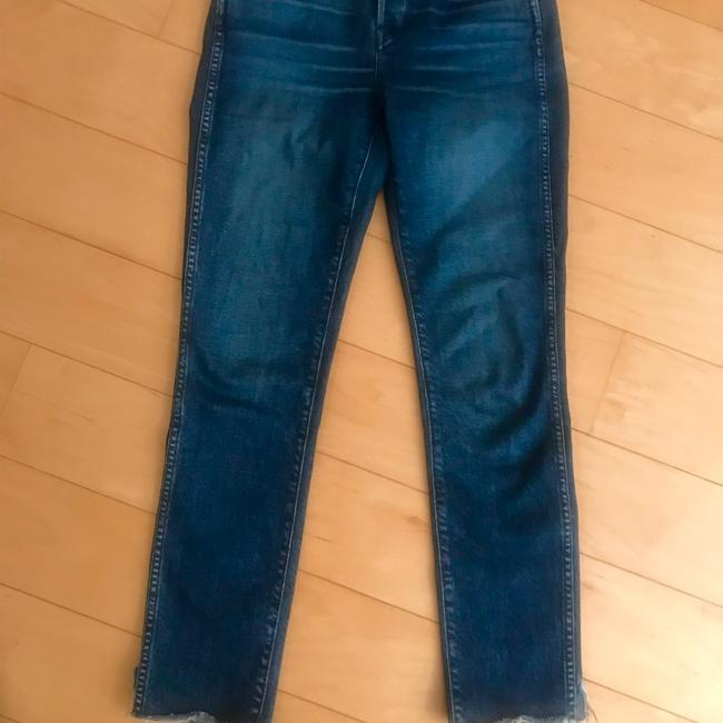 3X1 Relaxed Fit Jeans-Dark Rinse Image 5
