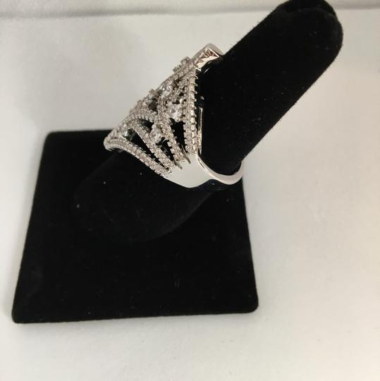 Other Silver bold Ring Image 1