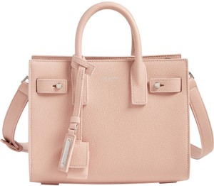 Saint Laurent Sdj Sac De Jour Sac De Jour Nano Sdj Nano Sdj Cross Body Bag