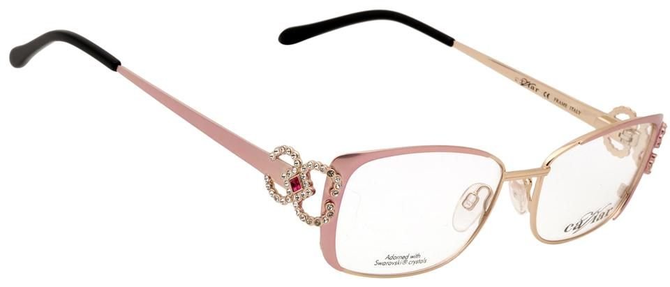 Caviar Eyewear Pink Gold 5609 Color C57 Frames New Sunglasses Tradesy