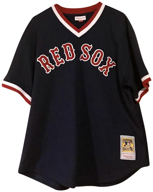 Preload https://img-static.tradesy.com/item/24296925/mitchell-and-ness-blue-and-red-cooperstown-collection-mens-xl-jersey-26-sweatshirthoodie-size-18-xl-0-3-650-650.jpg