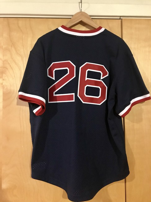Mitchell & Ness Mens Xl Cooperstown Mens Xl #26 Sweatshirt Image 1