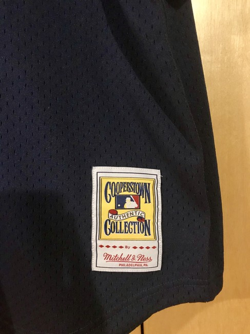 Mitchell & Ness Mens Xl Cooperstown Mens Xl #26 Sweatshirt Image 5