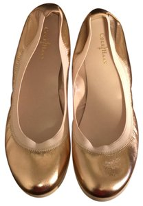 Cole Haan Pink, Rose Gold Flats