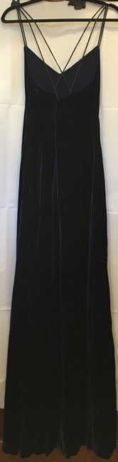 Lauren Ralph Lauren Deep Velvet Sweetheart Neckline Double Cross Straps New With Tags Dress Image 7