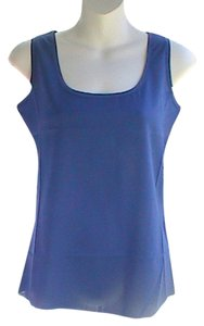 Liva Girl Royal Blue Halter Top
