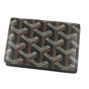 Goyard Goyard Business Card Holder