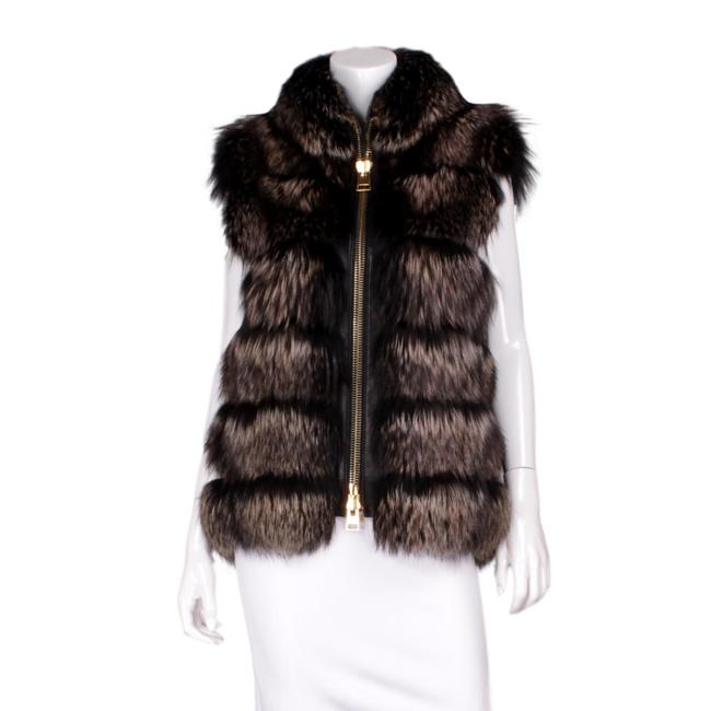 Preload https://img-static.tradesy.com/item/24297307/tom-ford-brown-and-black-ombre-fox-fur-lambskin-high-neck-oversized-gold-zipper-vest-size-6-s-0-0-650-650.jpg