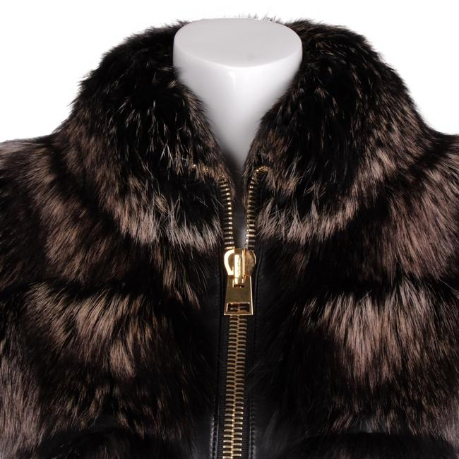 Tom Ford Fur Lambskin Gold Hardware Vest Image 3