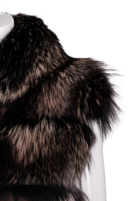 Tom Ford Fur Lambskin Gold Hardware Vest Image 4