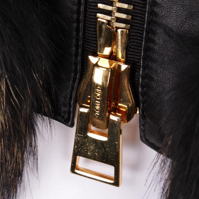Tom Ford Fur Lambskin Gold Hardware Vest Image 5