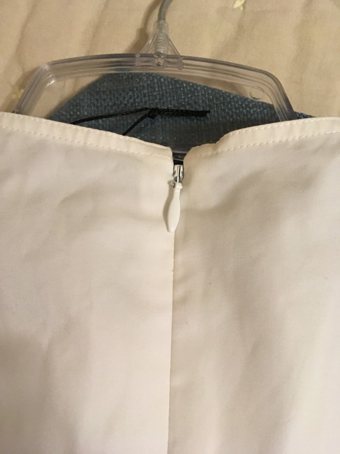 Calvin Klein Fitted Top White Image 6
