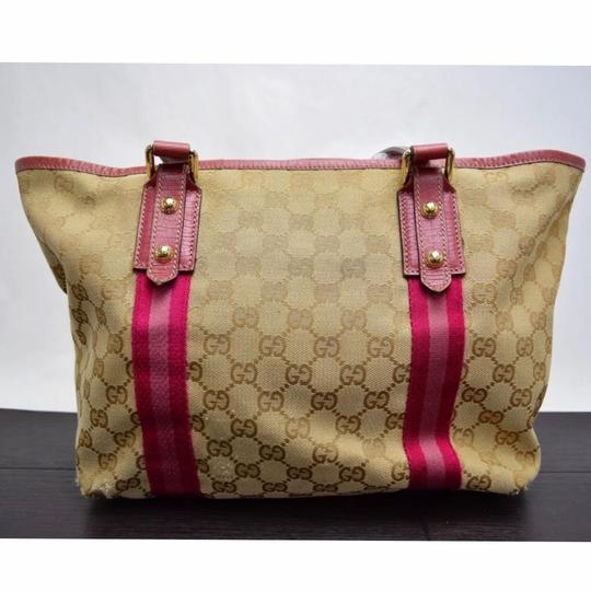 Gucci Tote in brown/pink Image 2