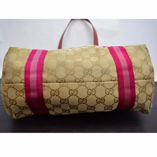 Gucci Tote in brown/pink Image 4