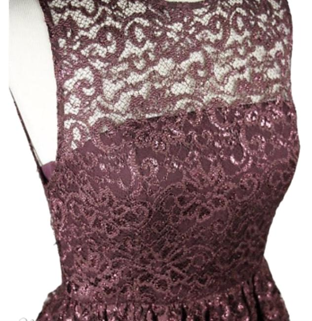 Preload https://img-static.tradesy.com/item/24297424/alice-olivia-plum-sparkle-lace-mid-length-cocktail-dress-size-0-xs-0-3-650-650.jpg