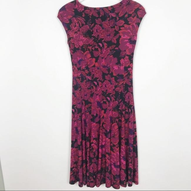 Lauren Ralph Lauren short dress black, pink, purple on Tradesy Image 4