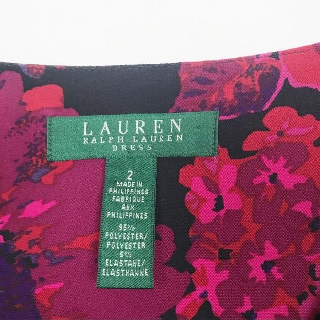 Lauren Ralph Lauren short dress black, pink, purple on Tradesy Image 5