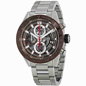 TAG Heuer Tag Heuer Carrera Chronograph Automatic Men's Watch CAR201U.BA0766