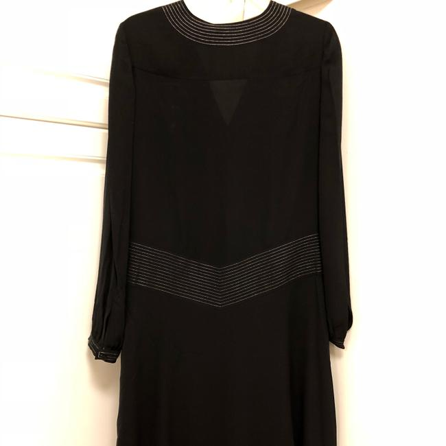 Tory Burch Silk Evening Casual Embroided Dress