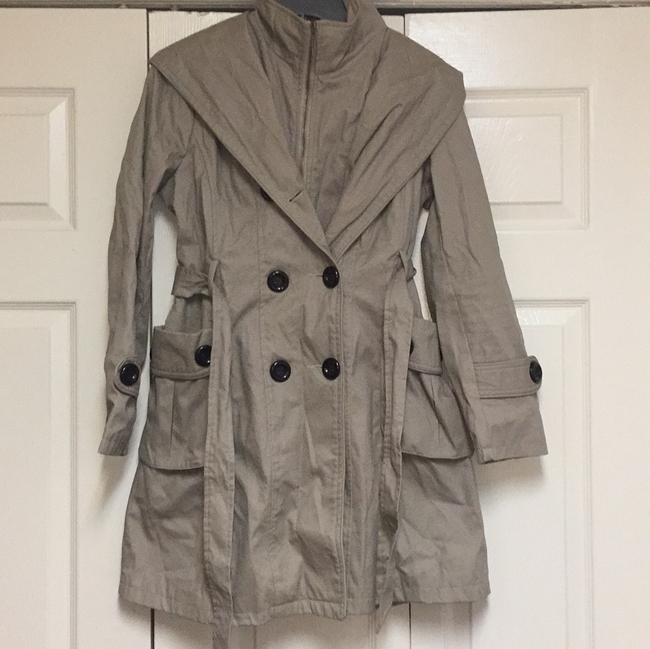 Winter Jacket Trench Coat