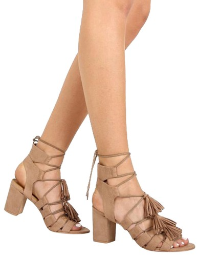 Preload https://img-static.tradesy.com/item/24297601/matisse-beige-heeled-fringe-lace-up-sandals-size-us-7-regular-m-b-0-3-540-540.jpg