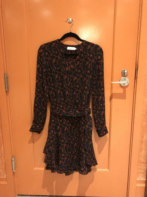 A.L.C. short dress Black and Red on Tradesy