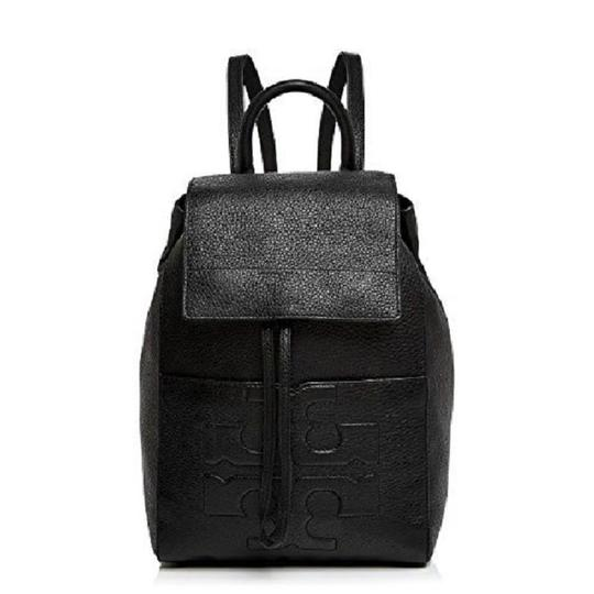 Preload https://img-static.tradesy.com/item/24297658/tory-burch-t-bombe-black-leather-backpack-0-0-540-540.jpg