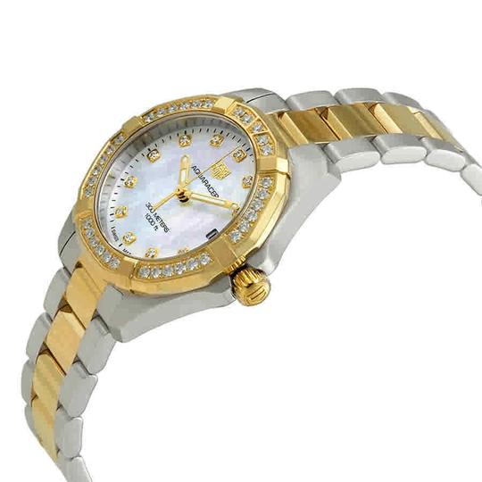 TAG Heuer Tag Heuer Aquaracer Mother of Pearl Diamond Dial Ladies Watch WBD1323.