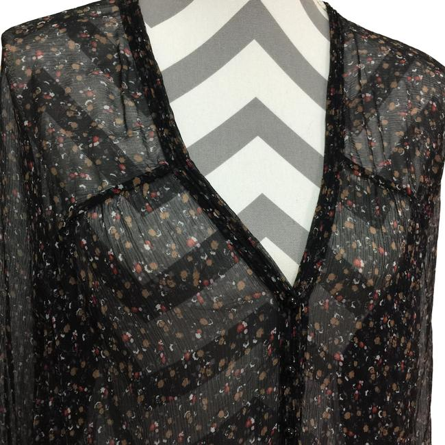 Preload https://img-static.tradesy.com/item/24297674/dallin-chase-black-floral-silk-blouse-size-8-m-0-6-650-650.jpg