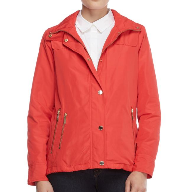 Preload https://img-static.tradesy.com/item/24297714/michael-michael-kors-coral-hooded-jacket-size-6-s-0-2-650-650.jpg
