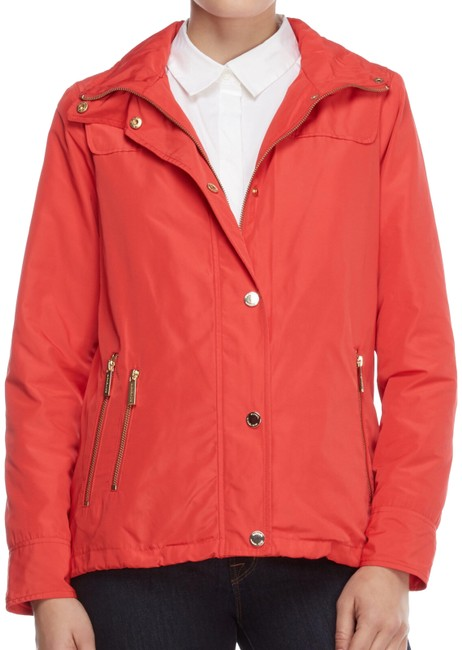 Preload https://img-static.tradesy.com/item/24297734/michael-michael-kors-coral-hooded-jacket-size-16-xl-plus-0x-0-3-650-650.jpg