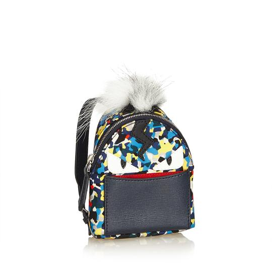 Fendi Mini Monster Backpack Bag Charm