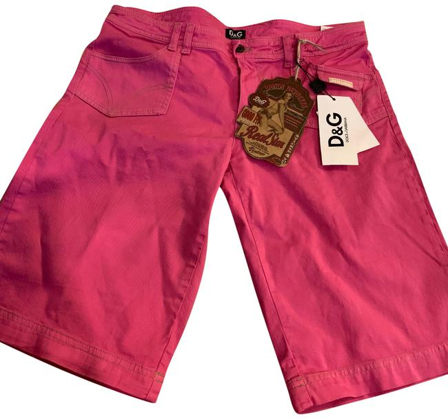 Dolce&Gabbana( It's 44 CM) It's Not Regular 28 I Don't Know How Inches Skort pink