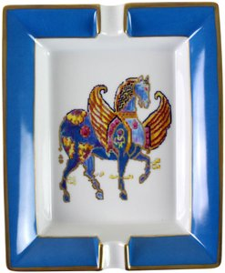 Hermès Hermes Rare Pegasus Ashtray